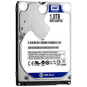 WD Blue WD10JPVX 8Mo 1To