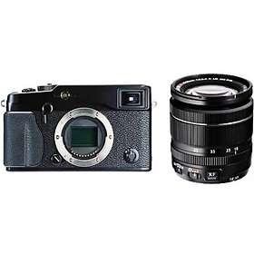 Fujifilm X-Pro1 + 18-55/2,8-4,0 OIS