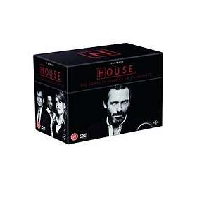 House - Säsong 1-8 Box