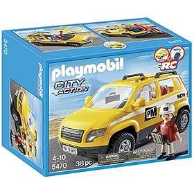 Playmobil Construction 5470 Prosjektlederens