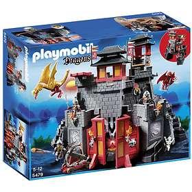 Playmobil Dragon Land 5479 Great Asian Castle