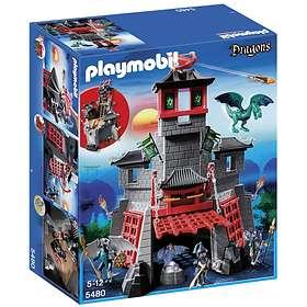 Playmobil Dragon Land 5480 Secret Dragon Fort