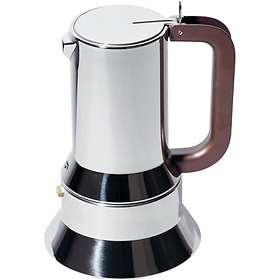 Alessi Espresso Coffee Maker 10 Kopper