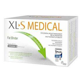 XLS Medical Fat Binder 180 Tabletter