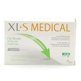 XLS Medical Fat Binder 60 Tabletter