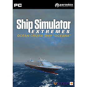 Ship Simulator Extremes: Ocean Cruise Ship 'Oceana' (PC)