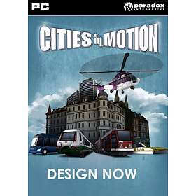Cities in Motion: Design Now (PC)