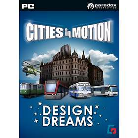 Cities in Motion: Design Dreams (PC)