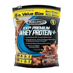 MuscleTech 100% Premium Whey Protein+ 2.2kg