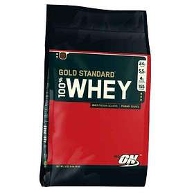 Optimum Nutrition 100% Whey Rocky Road Powder 4,5kg