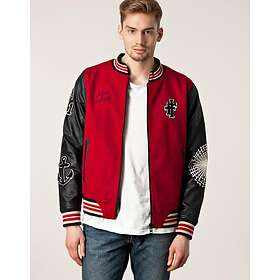 Iron Fist Scoundrels Letterman (Herr)