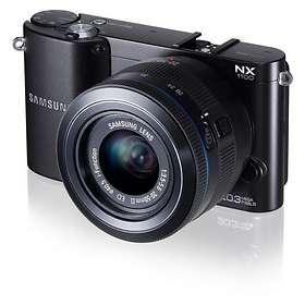 Samsung NX1100 + 20-50/3.5-5.6