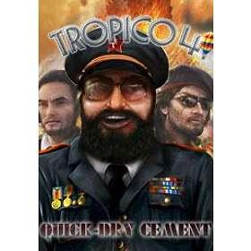 Tropico 4: Quick-dry Cement (PC)