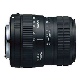 Sigma 55-200/4,0-5,6 DC HSM for Nikon