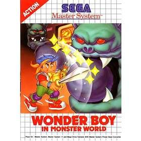 Wonder Boy in Monster World (Master System)
