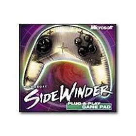 Microsoft SideWinder Gamepad (PC)