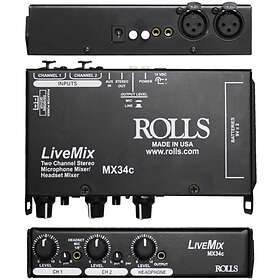 Rolls MX34c