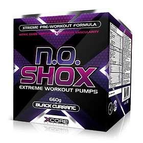 XCore Nutrition N.O. Shox 0,66kg