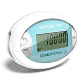 Lloydspharmacy Digital Stepometer