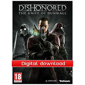 Dishonored: The Knife of Dunwall & Dunwall City Trials (PC)