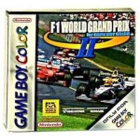 F1 World Grand Prix II (GBC)