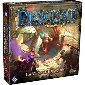 Descent Journeys in the Dark: Labyrinth Of Ruin (exp.)
