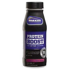 Maxim Sports Nutrition Protein Boost 480ml