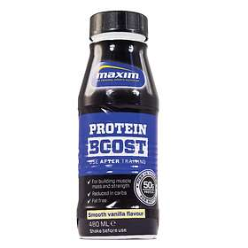 Maxim Sports Nutrition Protein Boost 480ml 12-pack