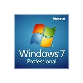 Microsoft Windows 7 Professional SP1 Fra (32-bit OEM)