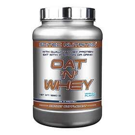 Scitec Nutrition Oat N Whey 1,38kg