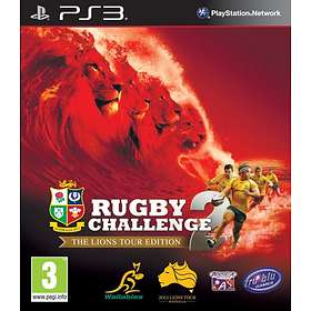 Rugby Challenge 2 (PS3)