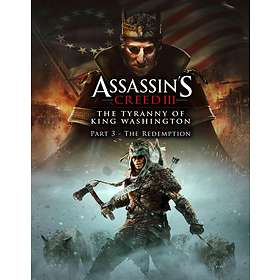 Assassin's Creed III Expansion - The Redemption