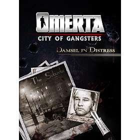 Omerta: City of Gangsters - Damsel in Distress (PC)