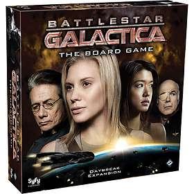 Fantasy Flight Games Battlestar Galactica: Daybreak (exp.)