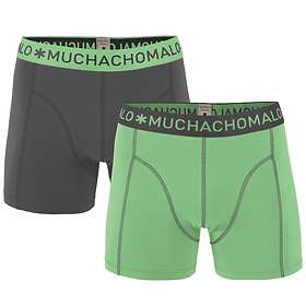 Muchachomalo Solid Boxer 2-Pack