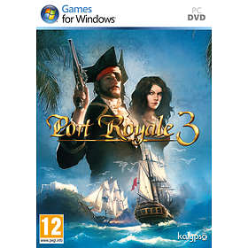 Port Royale 3: Pirates and Merchants - Dawn of Pirates (PC)