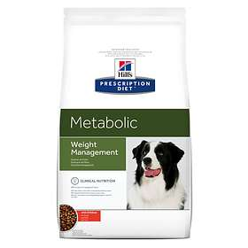 Hills Canine Prescription Diet Metabolic Weight Menagement  12kg