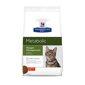 Hills Feline Prescription Diet Metabolic 4kg