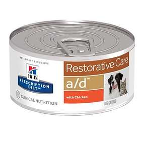 Hills Canine/Feline Prescription Diet AD Restorative Care 24x0,156kg