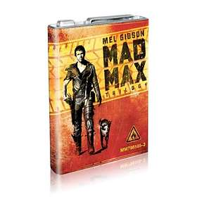 Mad Max - Limited Gas Tin Can Trilogy