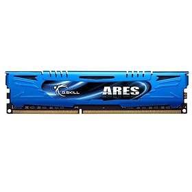 G.Skill Ares Blue DDR3 2400MHz 2x4GB (F3-2400C11D-8GAB)