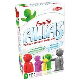 Tactic Familje Alias (pocket)