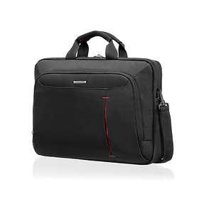 "Samsonite Guard It Bailhandle Laptop Briefcase 16"""