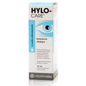 Ursapharm Hylo-Care Eye Drops 10ml