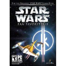 Star Wars: Fan Favorite II (PC)