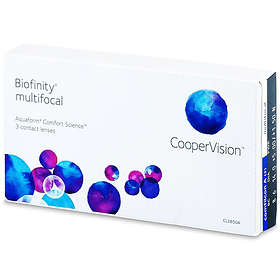 CooperVision Biofinity Multifocal (3-pack)