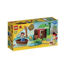 LEGO Duplo 10512 Jaken Aarteenetsintä