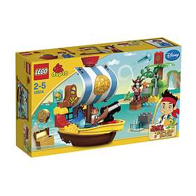 LEGO Duplo 10514 Le vaisseau pirate de Jake