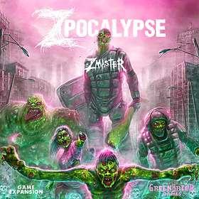 GreenBrier Games Zpocalypse: Zmaster
