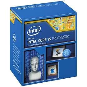 Intel Core i5 4670K 3,4GHz Socket 1150 Box
